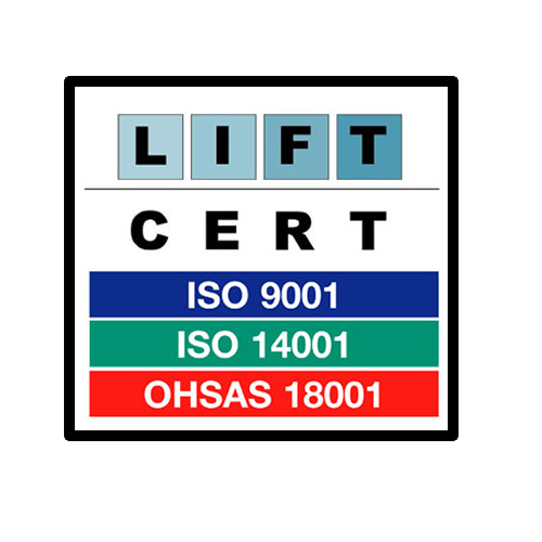 LiftCert Accreditation